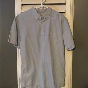Quicksilver Short sleeve button down